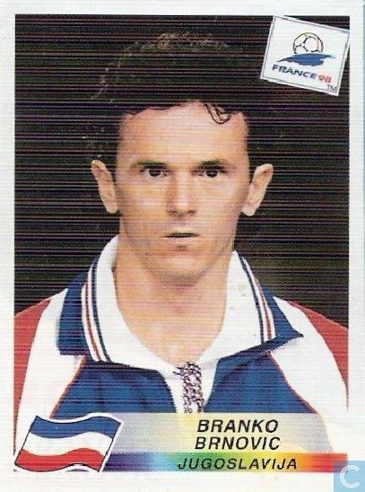 Image result for france 98 jugoslavija brnovic