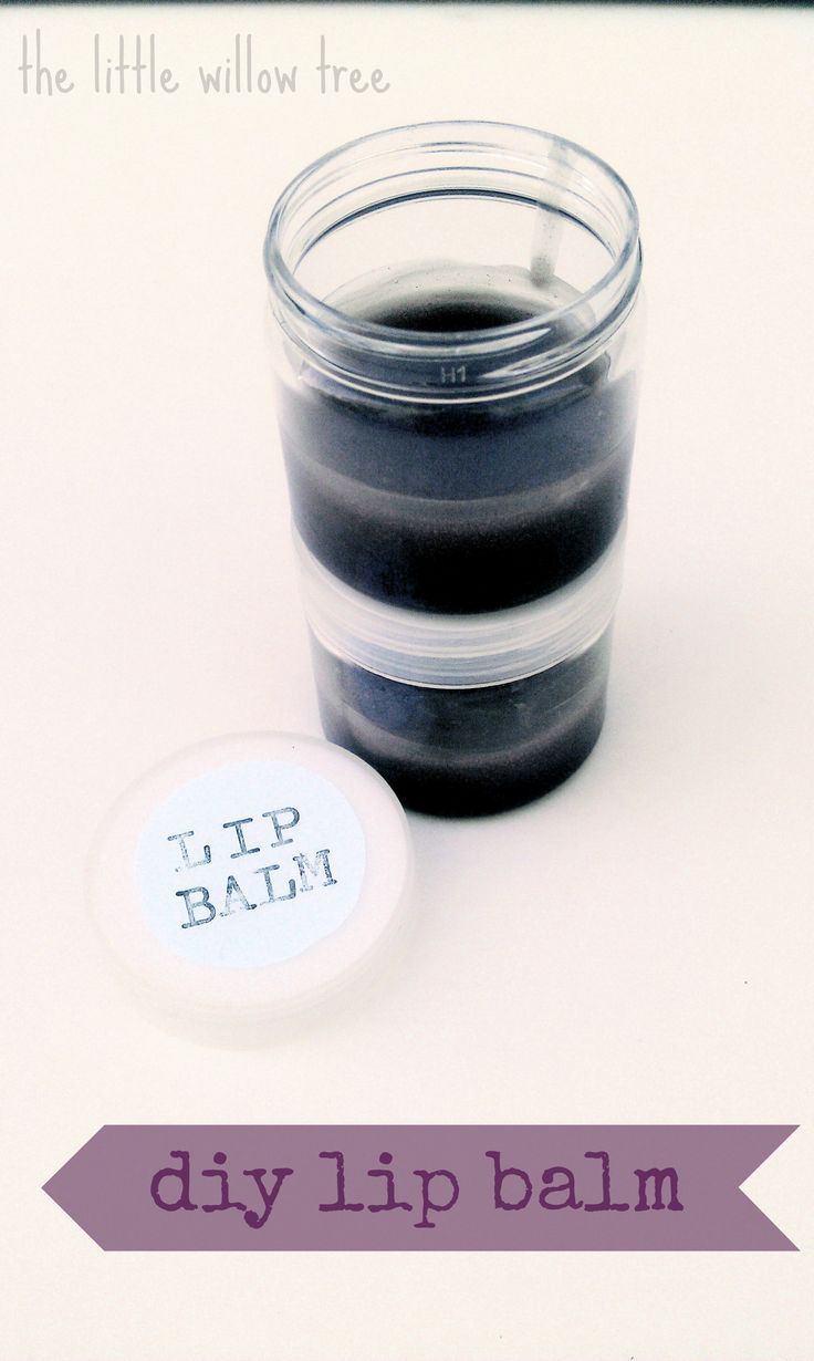 how to make lip balm out of kool aid