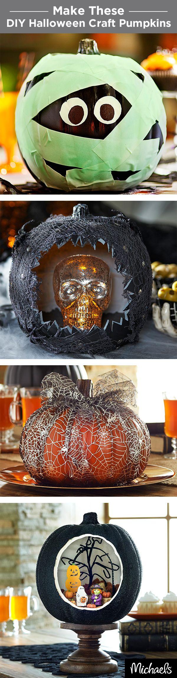 Best Pumpkin Art Images On Pinterest Fall Halloween - 6 diy halloween pumpkin stands for your porch