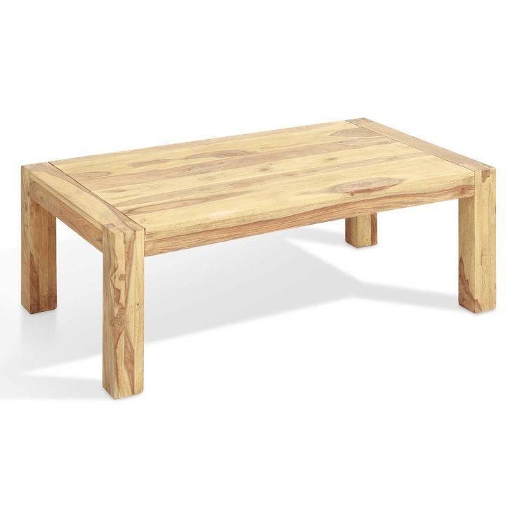Wolf Möbel Couchtisch Yoga Sheesham Holz