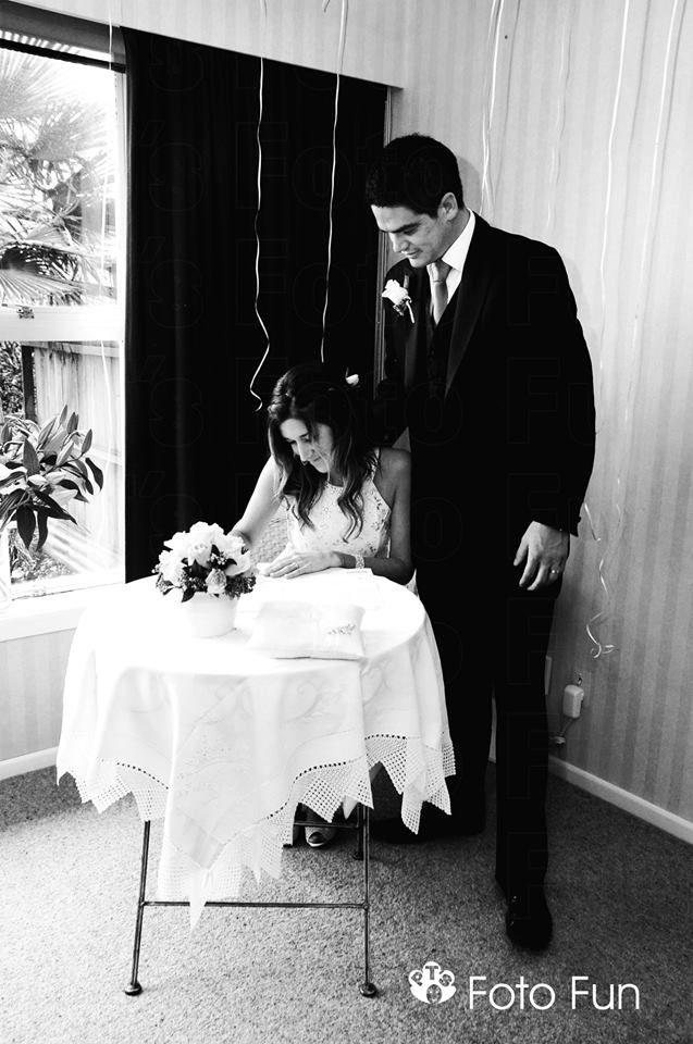 Mark & Daniela´s wedding
