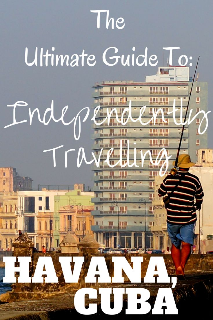 All you need to know about travelling to Havana, Cuba! The costs, where to sleep, where to eat, what to see, what to do, transportation, and advice on scams & hassle...and more. http://www.goatsontheroad.com/ultimate-guide-travelling-havana-cuba/