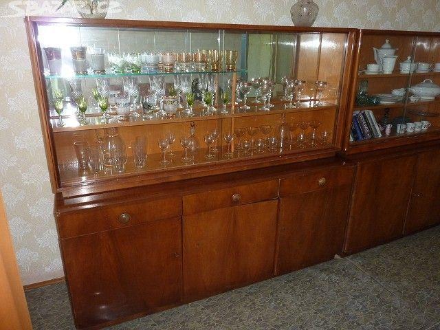 Prodám starožitný nábytek Halabala - obrázek číslo 1