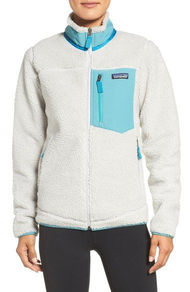 Size Medium. Patagonia Classic Retro-X® Fleece Jacket available at #Nordstrom