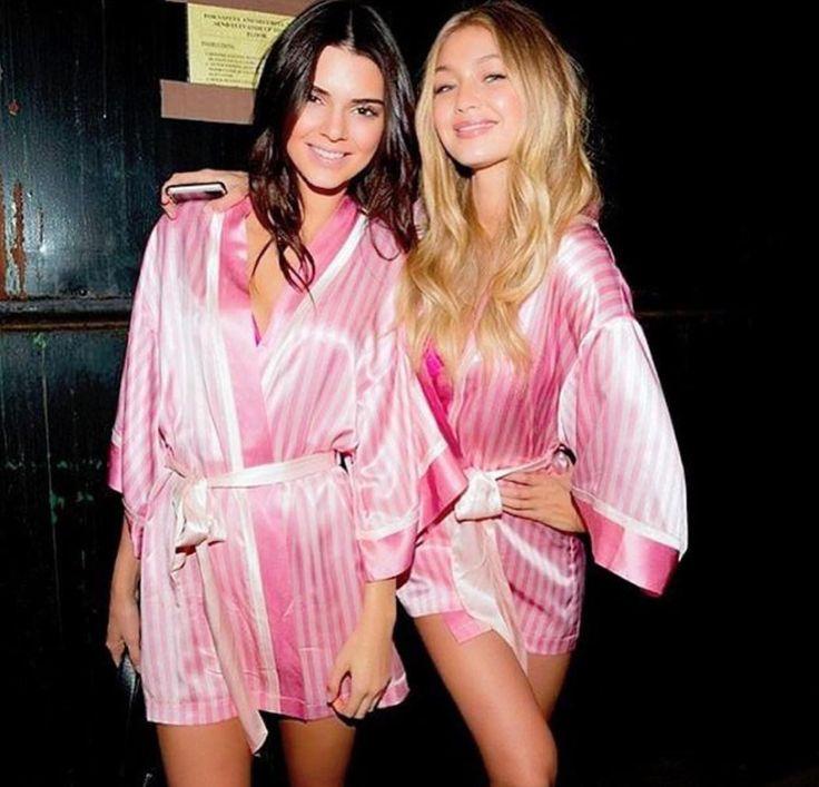 Джиджи Хадид (Gigi Hadid), Кендалл Дженнер (Kendall Jenner)