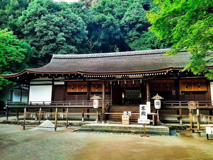 Ujigami Shrine #MizumushiKun #Japan #Kyoto #Shrine #Temple #Buddhism #Architecture #Art