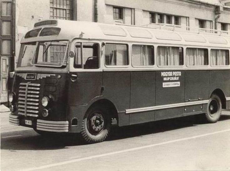 Ikarus Posta 1950