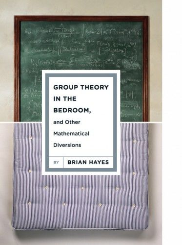 Group Theory in the Bedroom; cover designed by Mark Melnick