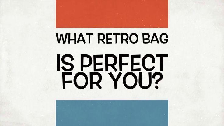 Retro Metro Bag & Cossbody