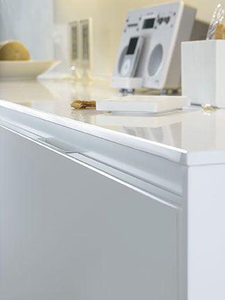Handle-free Kitchen: S3 from SieMatic