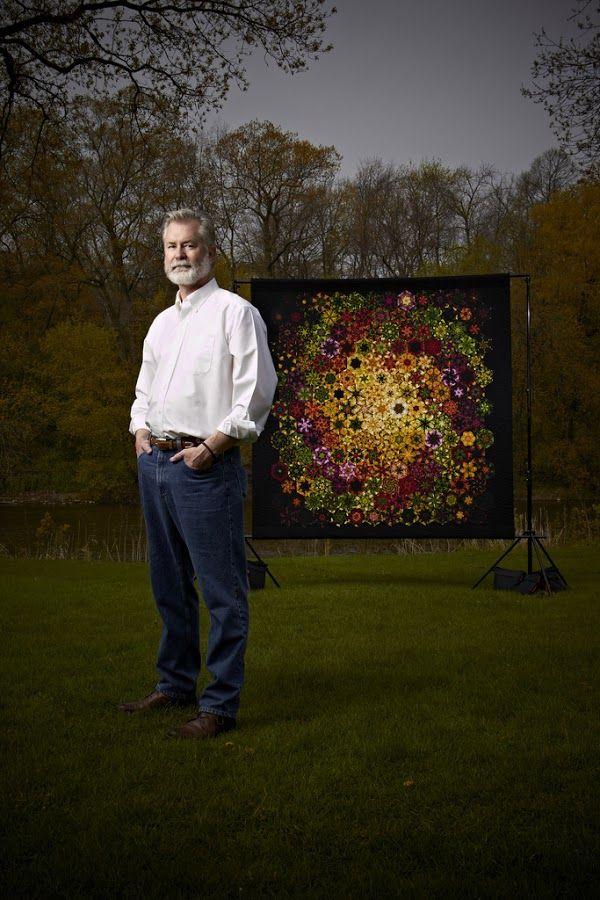 Мозаичные калейдоскопы Брюса Сидса - Перекрёсток полезности и красоты