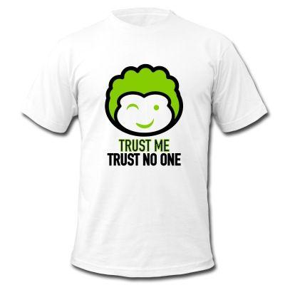 trust T-Shirt | Stop Wishing