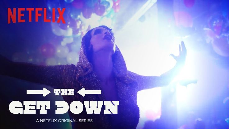 "The Get Down | ""Telepathy"" by Christina Aguilera [HD] 