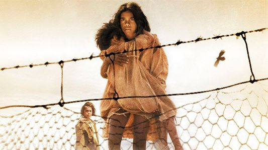 Teacher notes and student activities linked to the film Rabbit Proof Fence.