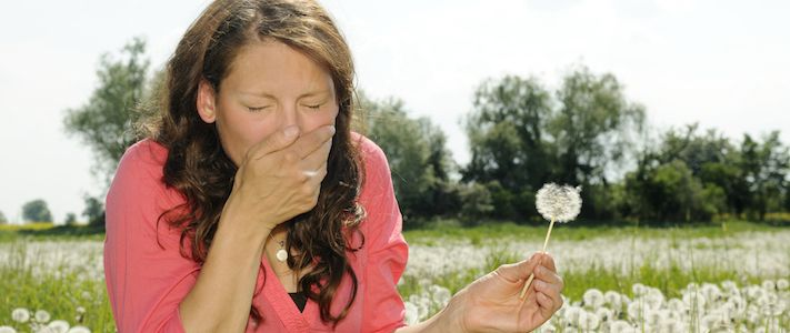 Seasonal Allergies Often Misdiagnosed, Actually Migraine Rosanna Newcomer