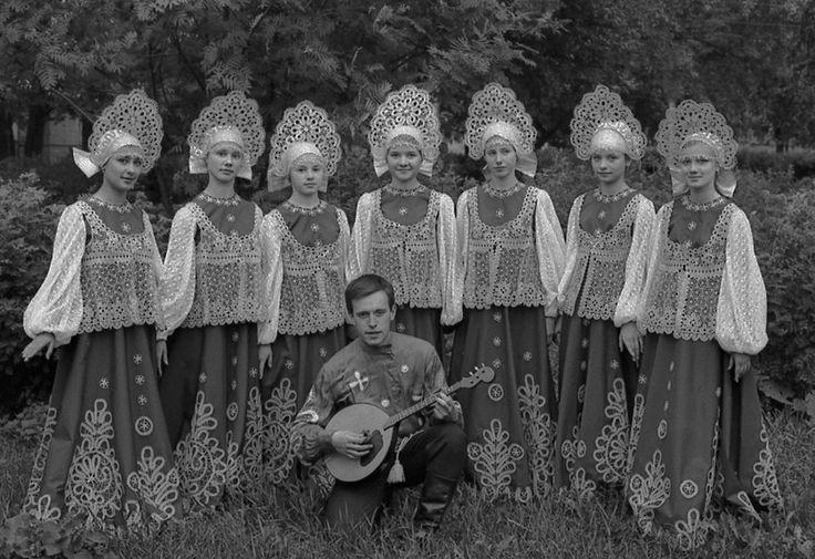 """""""Вологодские кружева"""" (Россия, Вологда,  1988.)"""