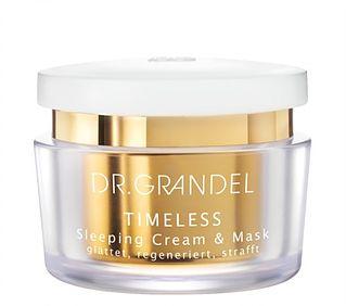 NOVÉ produkty úspěšné řady TIMELESS - Sleeping Cream & Mask