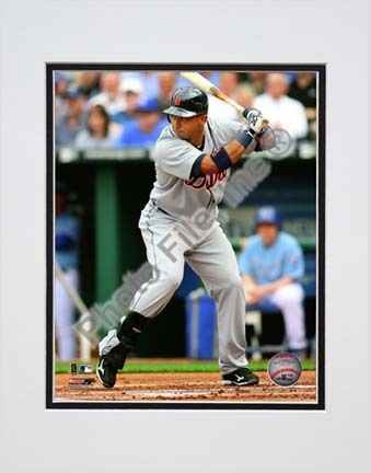 Carlos Guillen 2010 Batting Action Double Matted 8â€� x 10â€� Photograph (Unframed): Enjoy this… #Sport #Football #Rugby #IceHockey