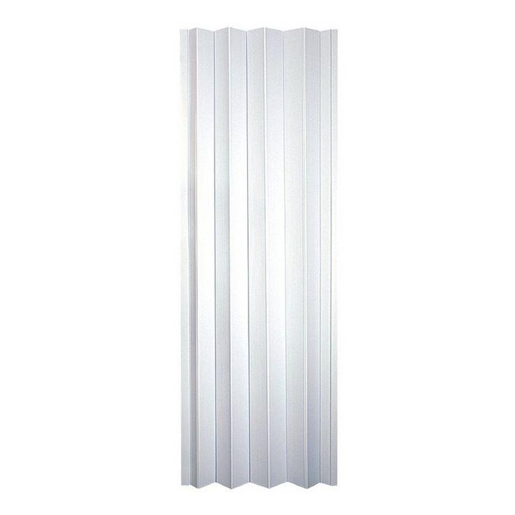 Accordion Doors Lowe S : Folding doors vinyl at lowe s