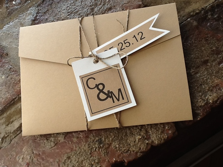Pocketfold - Modern Wedding Invitations,