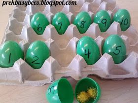 Pre-K Busy Bees: Green Eggs and Ham