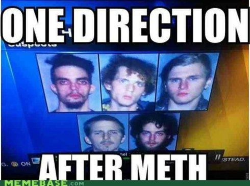 One Direction - memebase