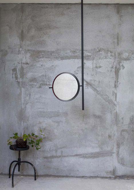 The Last Leaf Mirror by Pitsou Kedem