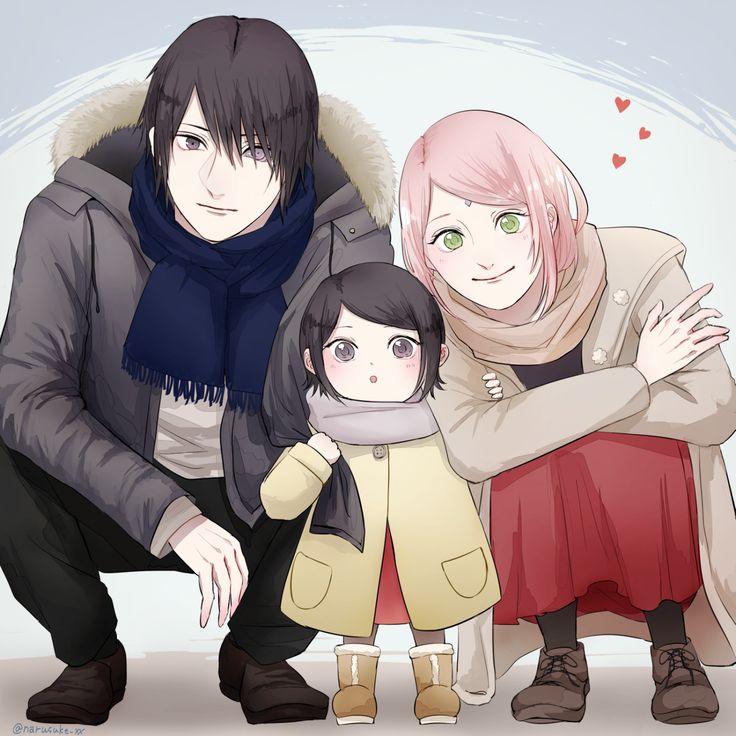 Семья Учиха