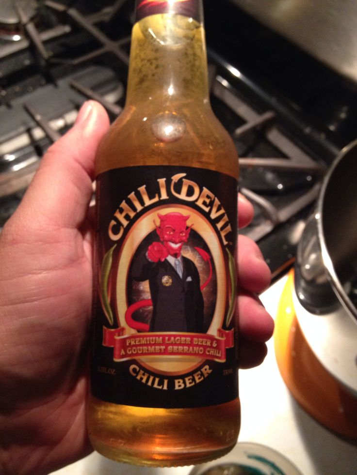 Chili Devil don't know about this it has a pepper right in the bottle