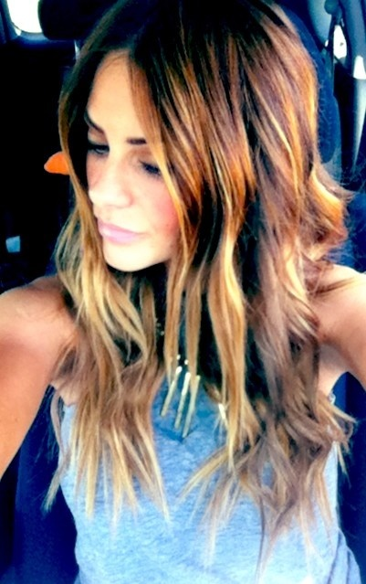 michelle money hair - great wave/great color!