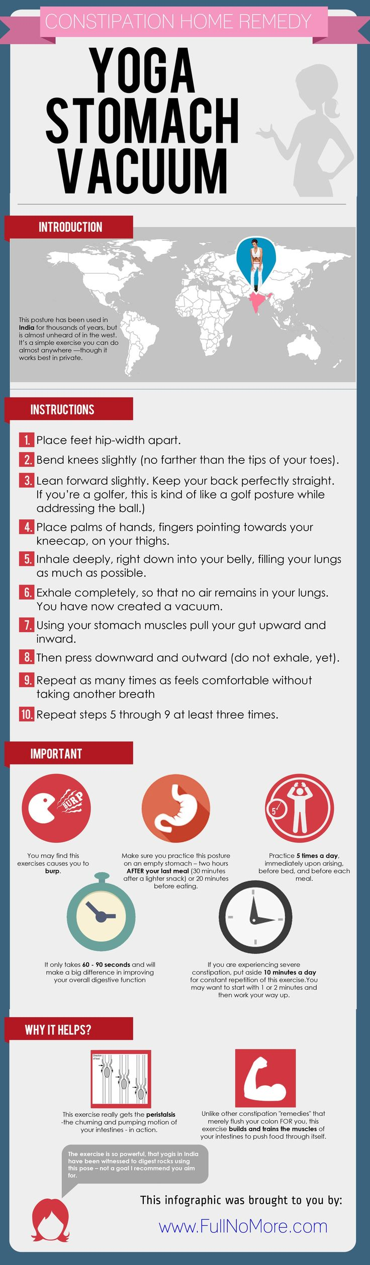 How to relieve constipation with yoga
