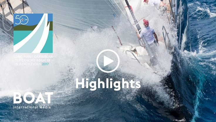 Having recently undergone extensive work with our #rigging teams, Baltic Yachts #sailing #yacht Nilaya has gone on to reign supreme, taking the silverware at this year's Loro Piana Caribbean Superyacht Regatta and Rendezvous 2017, organised by Boat International and Yacht Club Costa Smeralda - Virgin Gorda... click below to view highlights... #RiggingInPalma www.rsb-rigging.com
