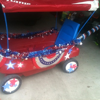 17 Best images about Decorated wagon ideas on Pinterest