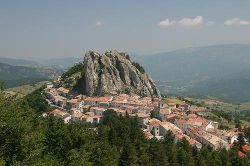 Where it all started. Pizzoferrato, Abruzzo.