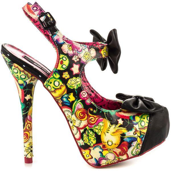 Zapatos multicolor formales IRON FIST para mujer 6RNWS1I