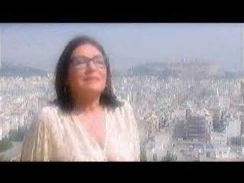 "I once was blind, but now I see.  ""Amazing Grace"" is sung here by Nana Mouskouri.  This woman with the beautiful voice was born in Greece in 1934.  She has recorded music in fifteen languages over five decades and has sold more than 400 million discs."