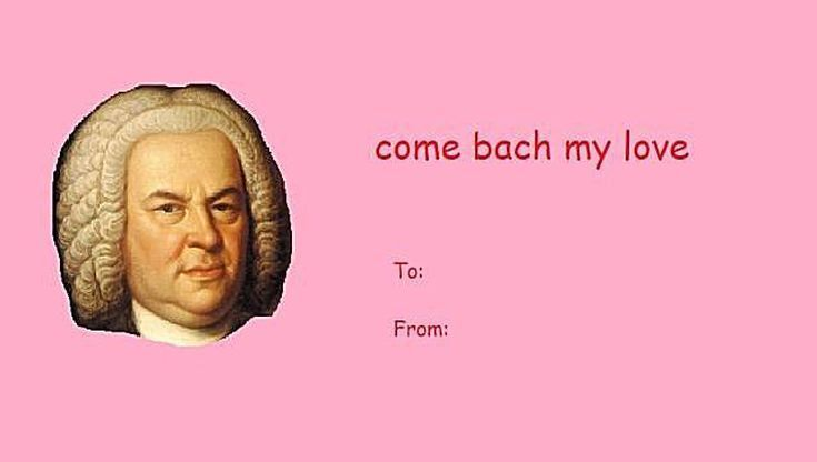You Can't Resist Reblogging These 24 Tumblr Valentine Cards: 'come bach my love'