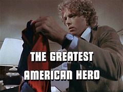 I loved this show. Awesome. And he had the best blonde fro.
