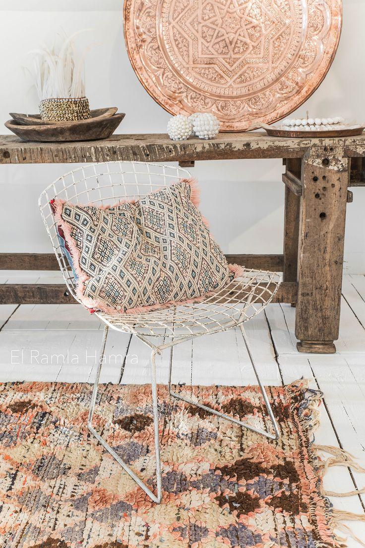 elramlahamra.nl Moroccan vintage rug