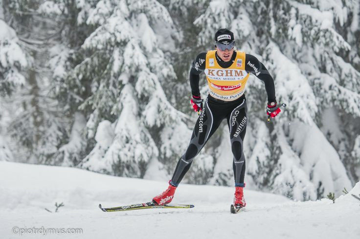Dario Cologna, World Cup in Jakuszyce 2012.