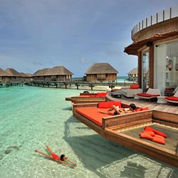 How could anywhere look more beautiful. Breathtaking resort in the Maldives, Club Med is located on Kani Island, a piece of untouched paradise.