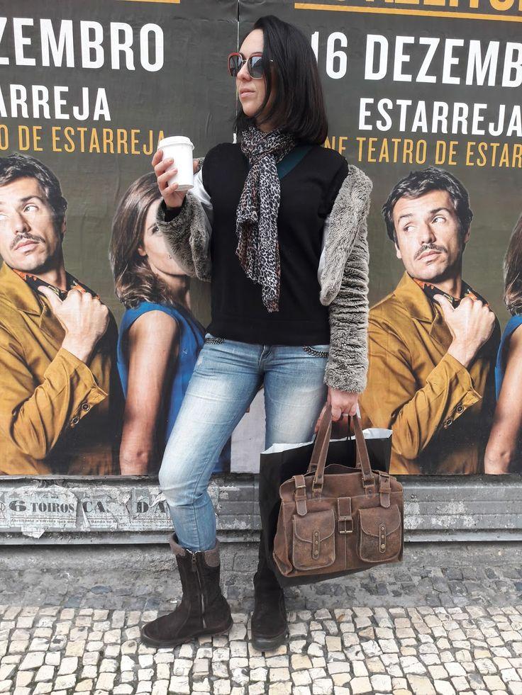 Moda no Sapatinho: o sapatinho foi à rua # 452