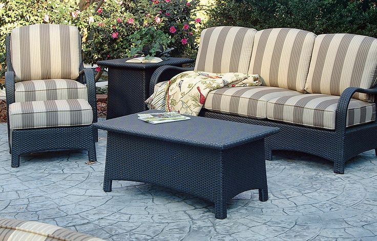 Murfreesboro tn pvc outdoor furniture love with woman for Best outdoor furniture material