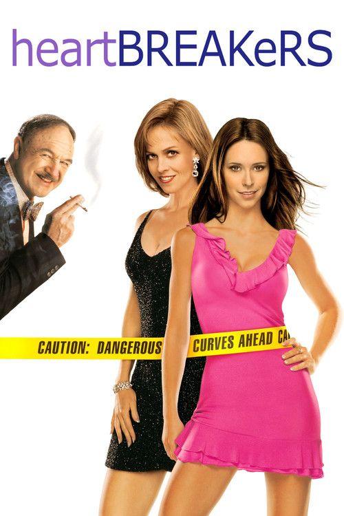 Watch Heartbreakers 2001 Full Movie Online Free
