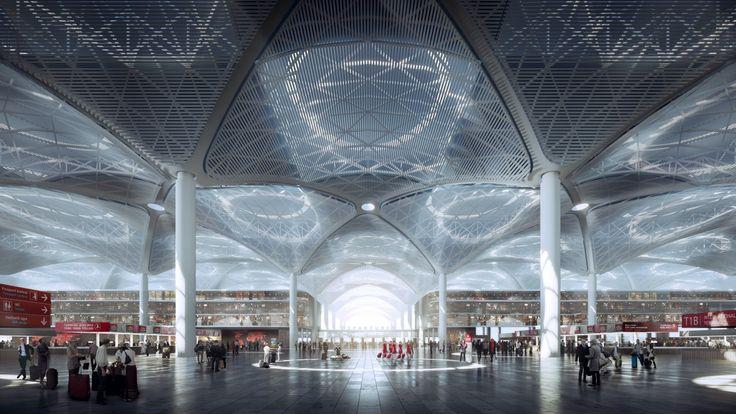 Português de Londres é o arquiteto do novo aeroporto de Istambul - BOM DIA