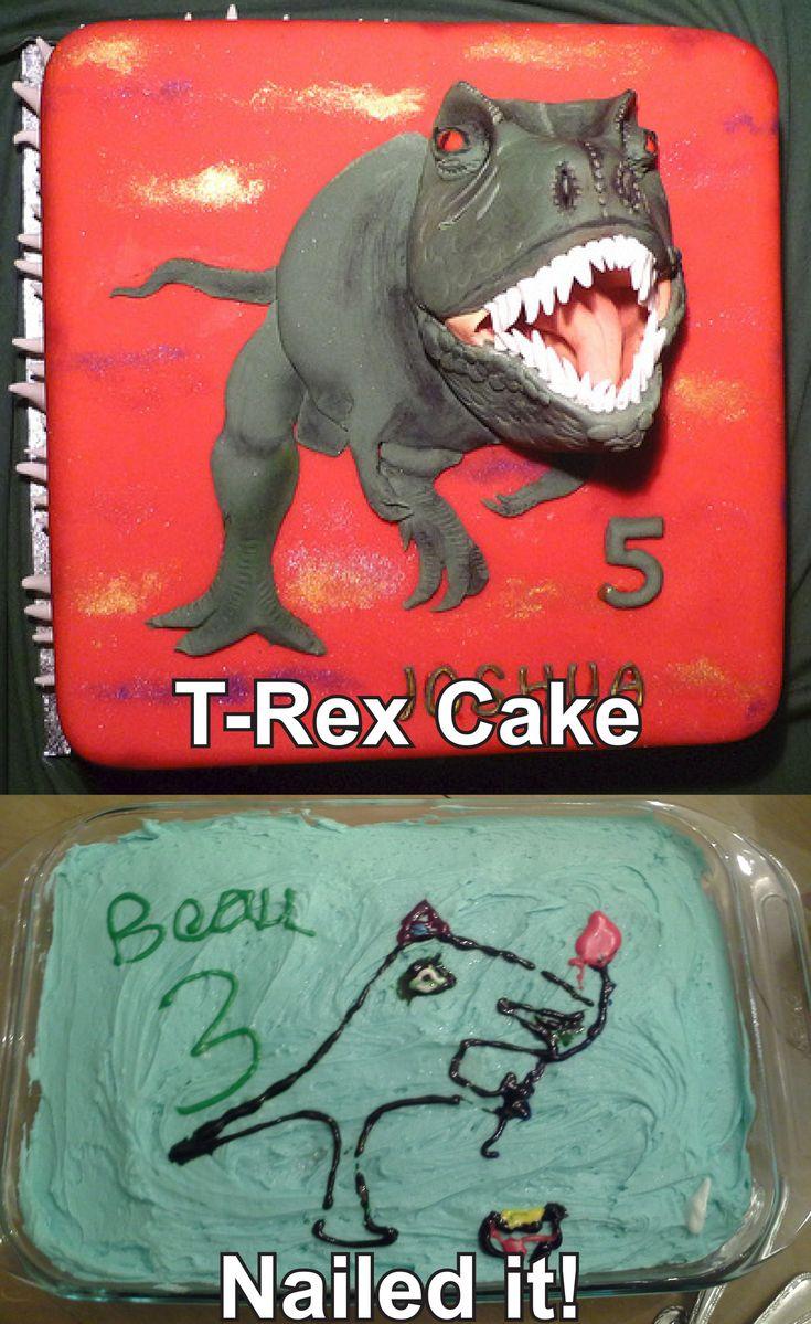 Pinterest Cake Decorating Fails