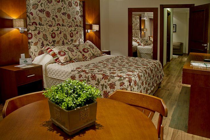 Suíte Master no Hotel Alpestre Gramado - RS