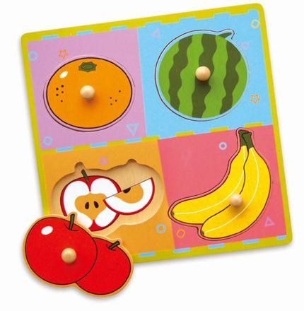 Woodlii Pussel Frukt