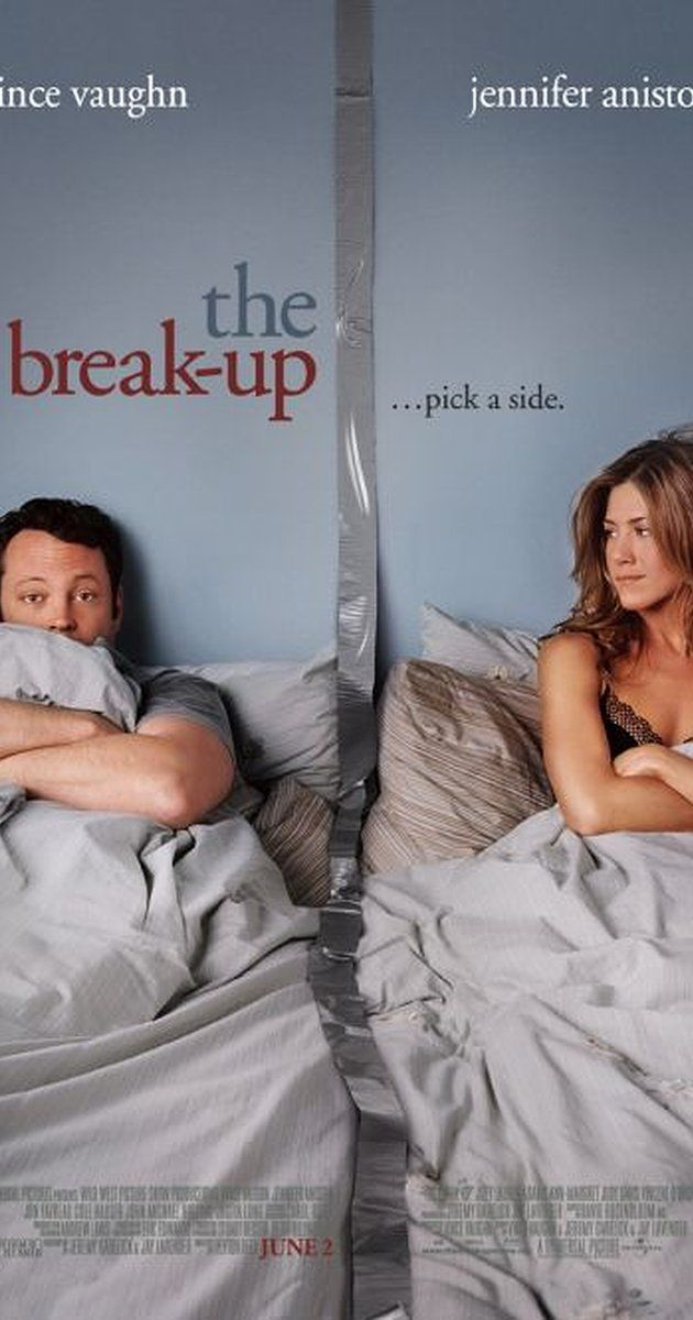 Directed by Peyton Reed.  With Jennifer Aniston, Vince Vaughn, Jon Favreau, Joey Lauren Adams. In a bid to keep their luxurious condo from their significant other, a couple's break-up proceeds to get uglier and nastier by the moment.