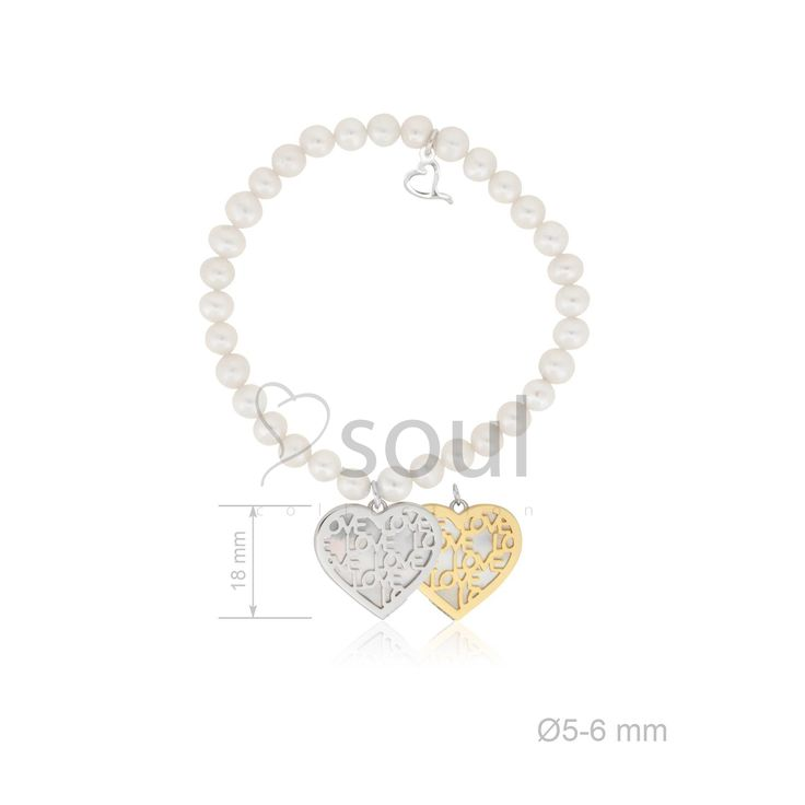 "Pulseras Amor Infinito ""Reversible"" - Soul Collection"